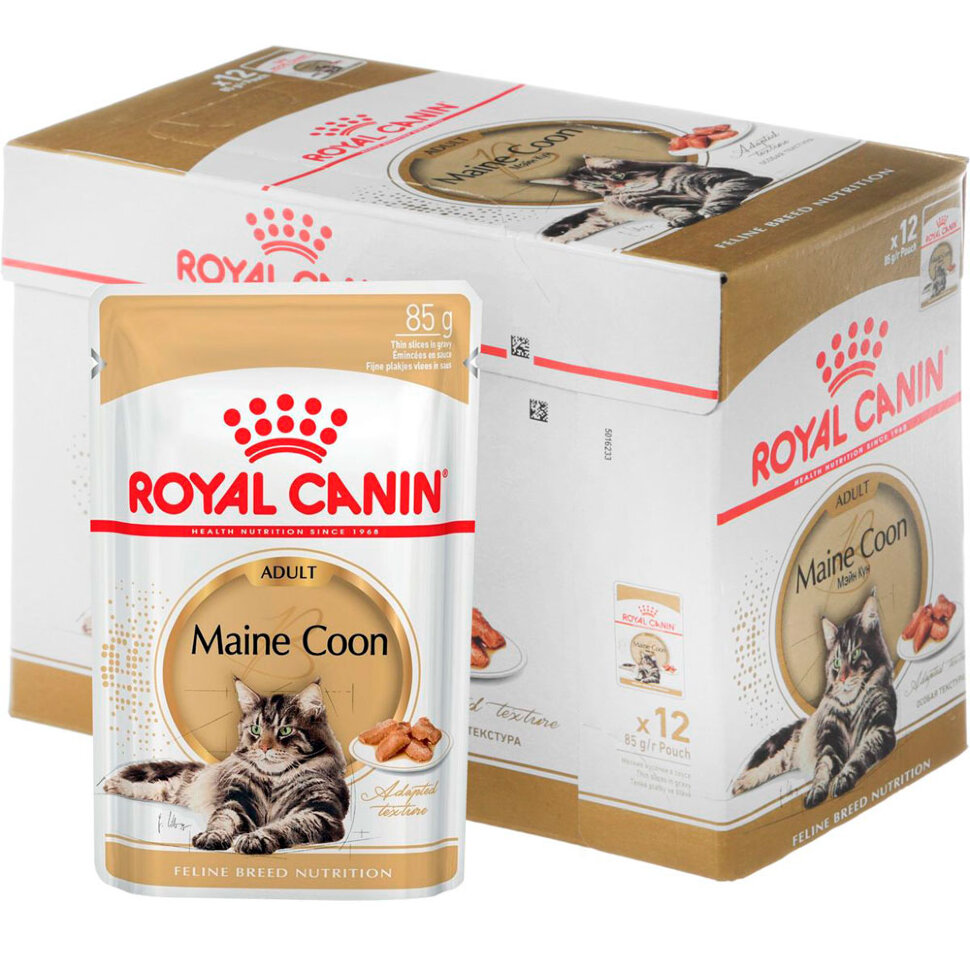Royal Canin Maine Coon Sauce фото 1 — ZVERAM.RU
