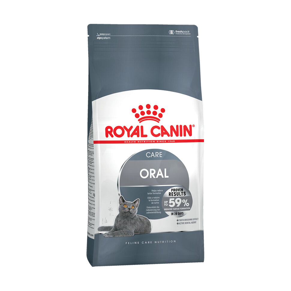 Royal Canin Oral care фото 1 — ZVERAM.RU