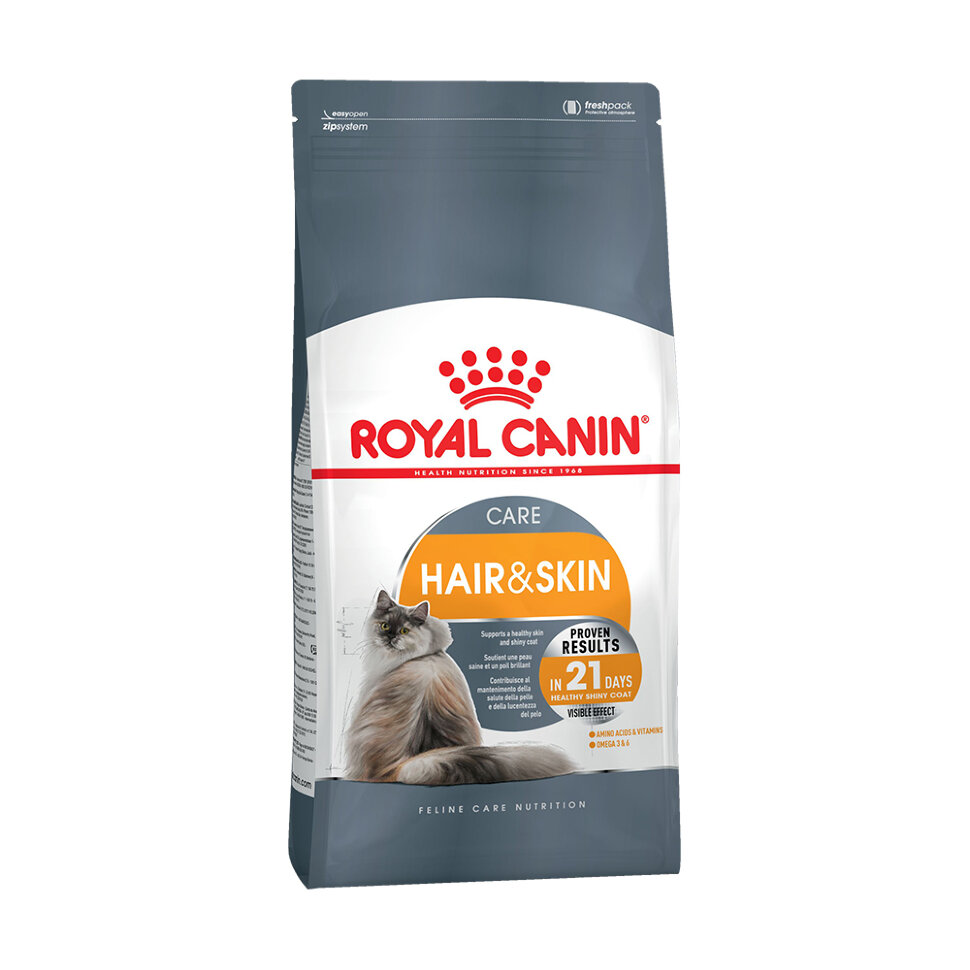 Royal Canin Hair & Skin care фото 1 — ZVERAM.RU