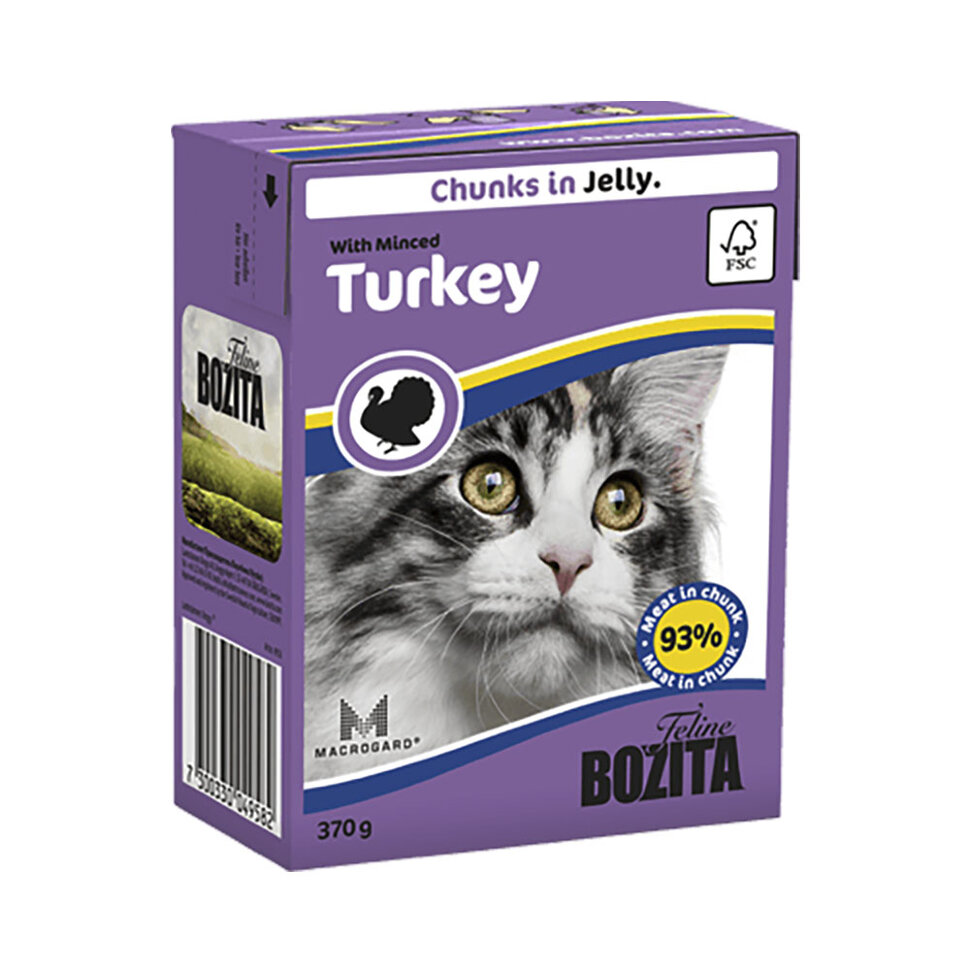 Bozita Turkey Jelly фото 1 — ZVERAM.RU