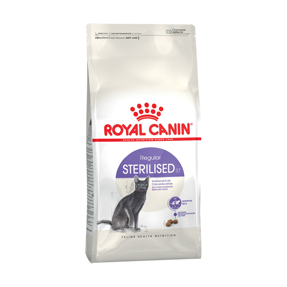 Royal Canin Sterilised фото 1 — ZVERAM.RU
