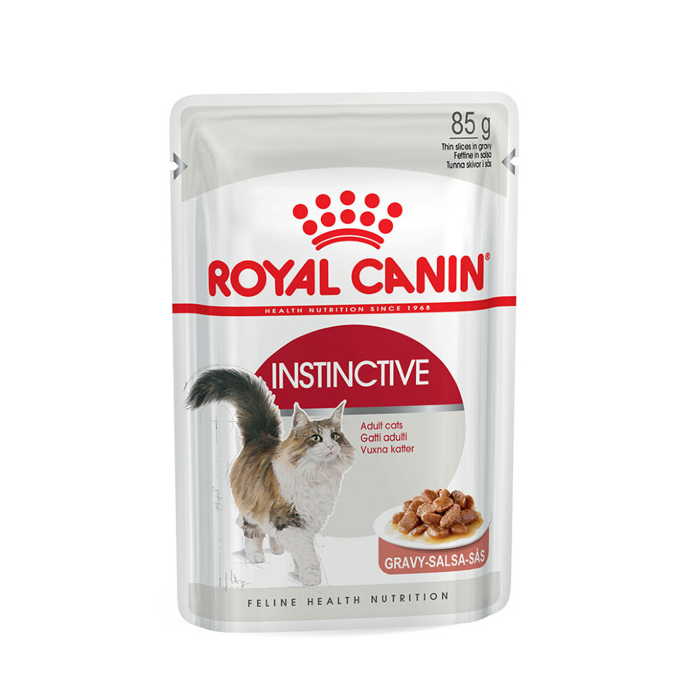 Royal Canin Instinctive Sauce фото 1 — ZVERAM.RU