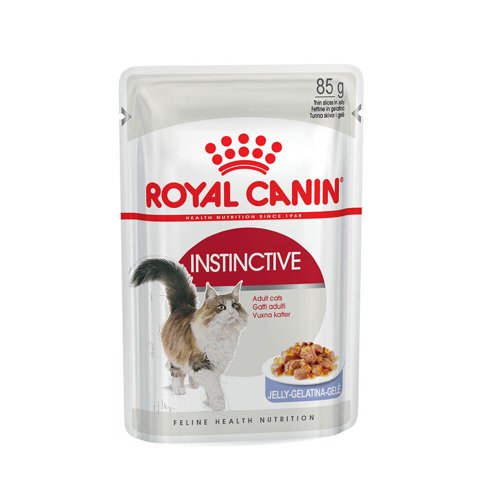 Royal Canin Instinctive Gelee фото 1 — ZVERAM.RU