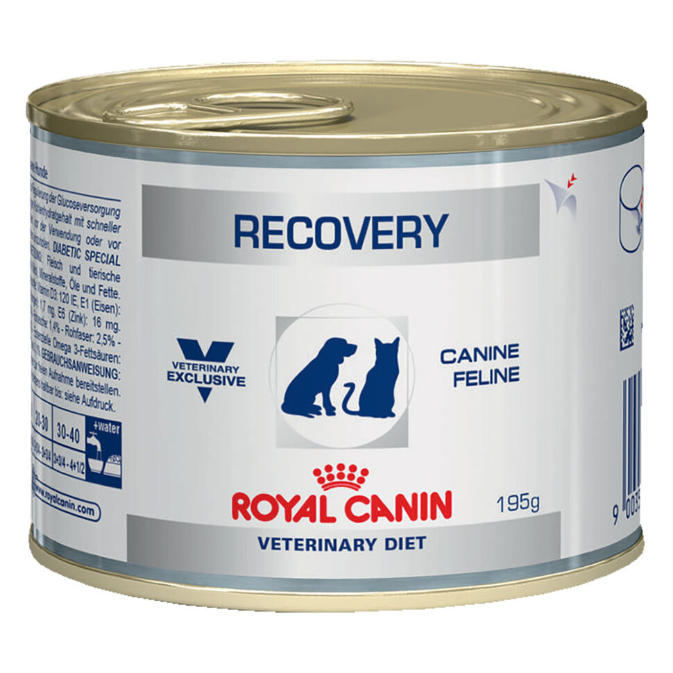 Royal Canin Recovery фото 1 — ZVERAM.RU
